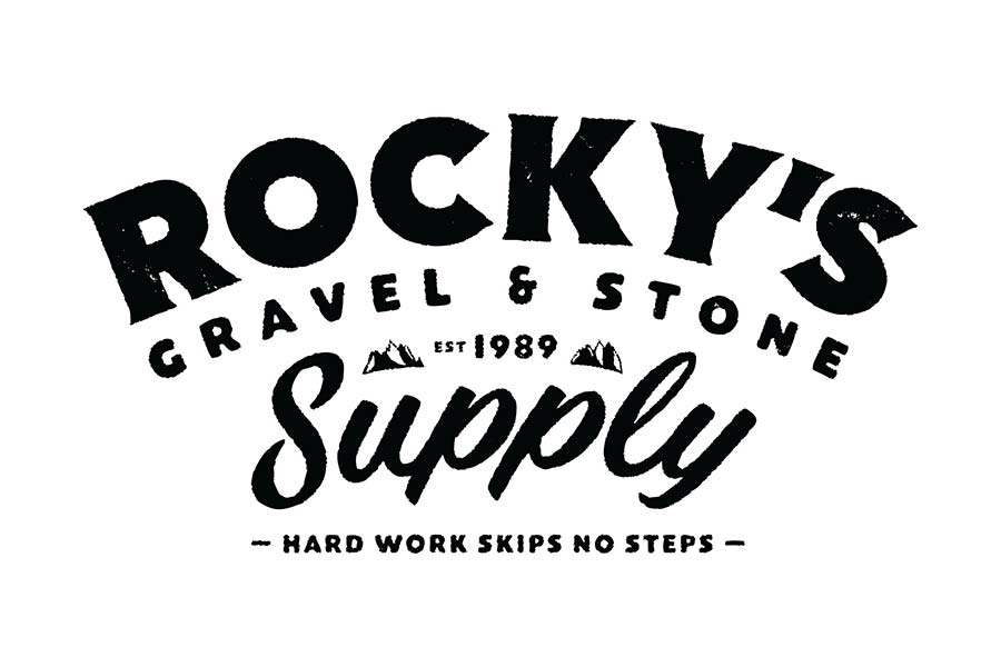 Personal Work - Rocky's Gravel & Stone Supply Co. T-Shirt