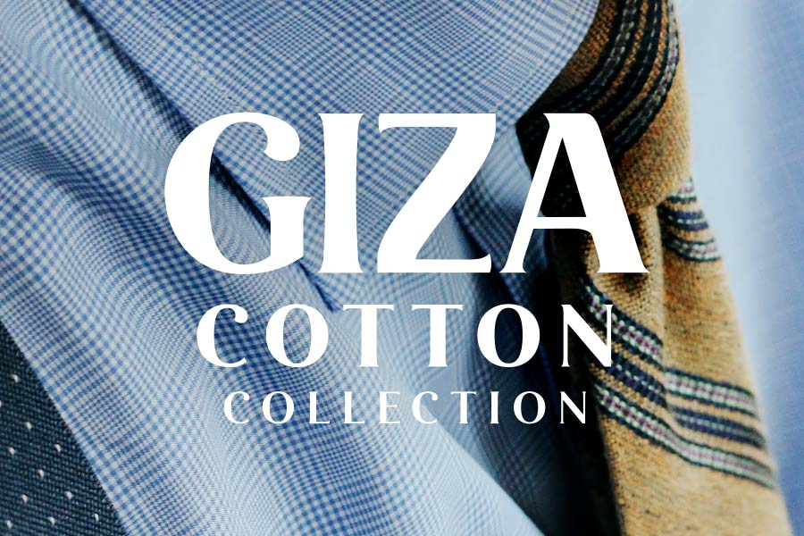 High Bar Shirt Co. - Giza Cotton Collection Branding & Art Direction