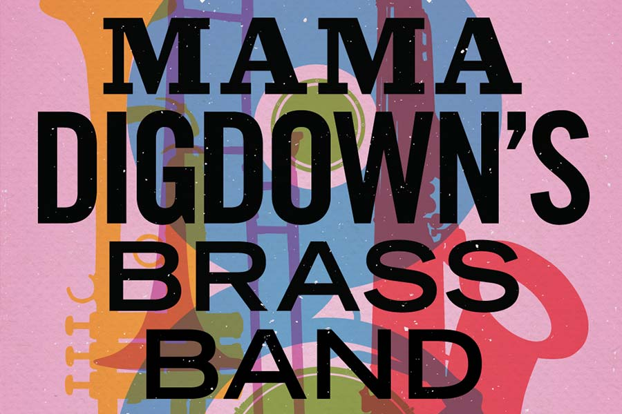 Shitty Barn Sessions 201: Mama Digdown's Brass Band